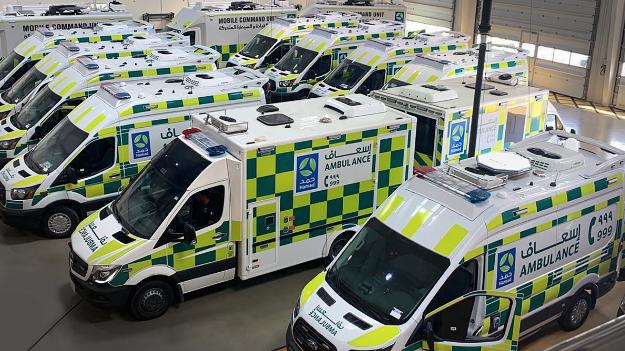Smart Ambulance UK