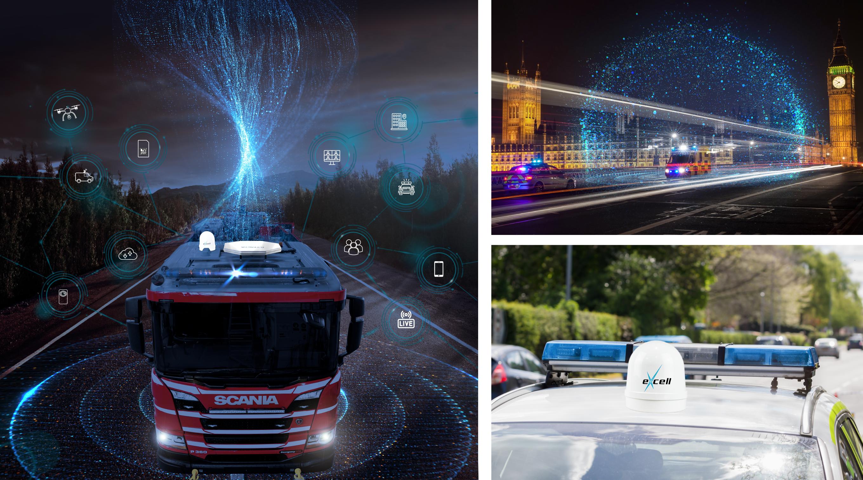 connected fleet smart ambulance connectivity 5g